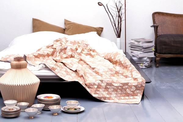 Conheça o tecido sustentável feito de madeira