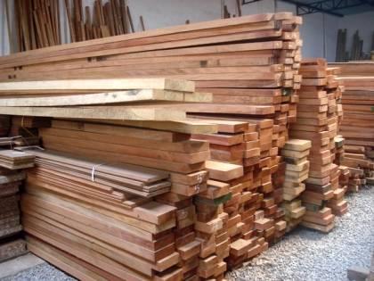 Uso da madeira na construção civil